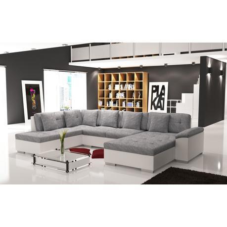 canap d angle en cuir pas cher voir. Black Bedroom Furniture Sets. Home Design Ideas