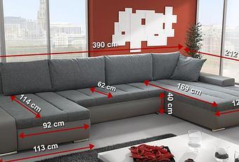canape angle sans meridienne voir. Black Bedroom Furniture Sets. Home Design Ideas