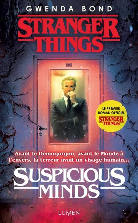 Stranger Things – Suspicious Minds de Gwenda Bond