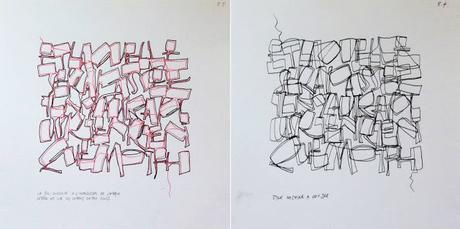 Nouvelles textures d'écriture avec Denise Lach