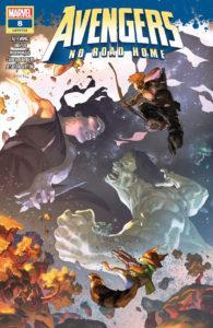 Titres de Marvel Comics sortis le 3 avril 2019