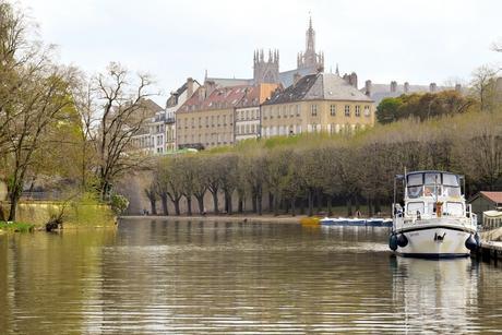 Croisière sur la Moselle à Metz © French Moments