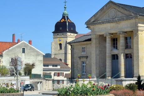 Pontarlier © French Moments