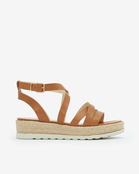 Ma sélection de sandales pour les beaux jours