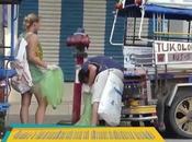 Sukhothai admire touristes français collectent ordures après Songkran