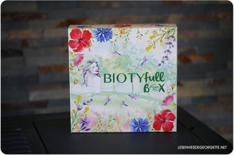 La Biotyfull Box du mois d'avril : COSMEBIO