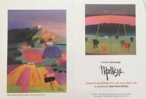 Galerie Estades  exposition MALTESE  4 Mai au 9 Juin 2019
