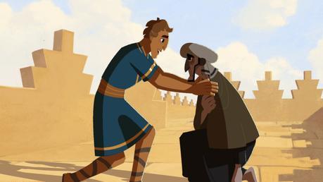 CHRONIQUE DVD : La Légende du Roi Salomon