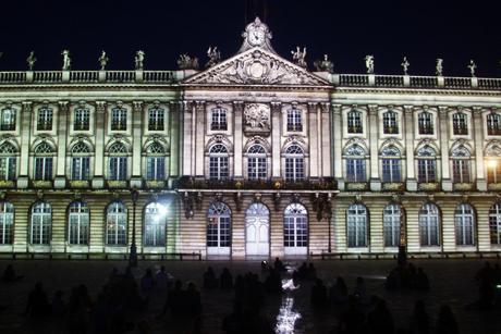 Découvrir l'Hôtel de Ville de Nancy