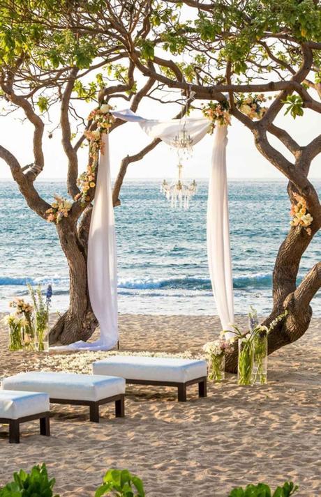 10 inspirations déco pour un mariage sur la plage