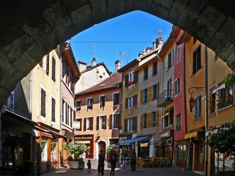 Un week-end à Annecy : tourisme & visites