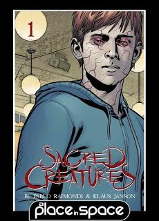 «Créatures sacrées » de Klaus Janson : and Josh saw the angel...
