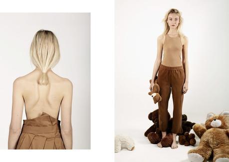 Bearfoot par Louise Mertens (exclusif)