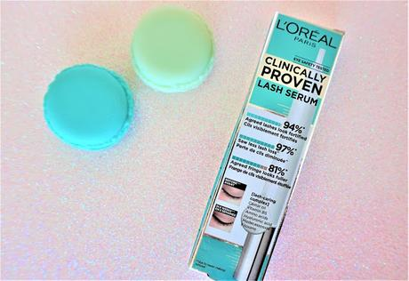 Clinically Proven Lash Serum de L'Oréal : promesses tenues ?