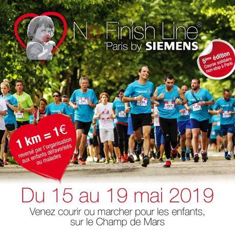 No Finish Line Paris by Siemens – Evénement et #Concours