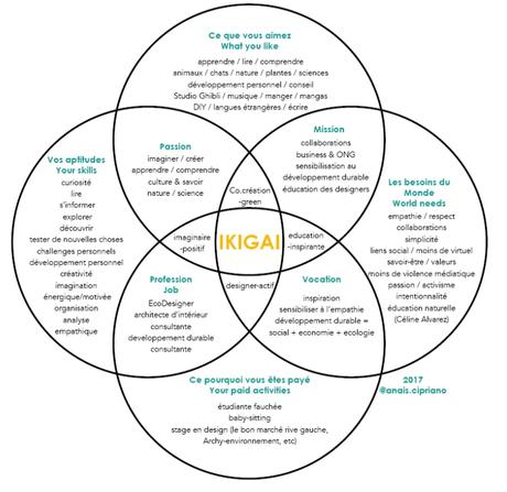 Comment trouver sa voie grâce à l'Ikigai ?