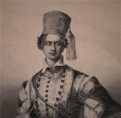 König Otto I. von Griechenland - Othon Ier de Grèce - Otto of Greece.