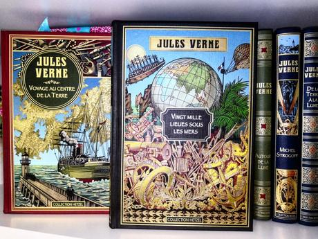 In my mail box #2 : Jules vernes