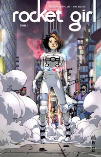 Rocket girl - Brandon Monclare & Amy Reeder
