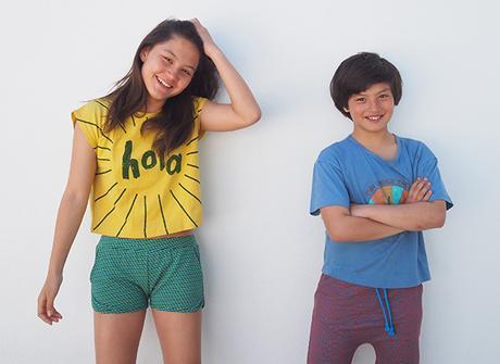 Wander & Wonder kids fashion brand