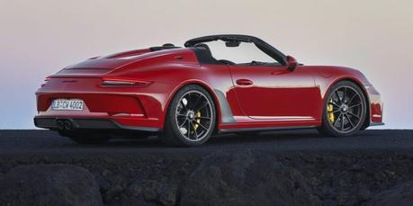 Porsche 911 Speedster: ultra-exclusive