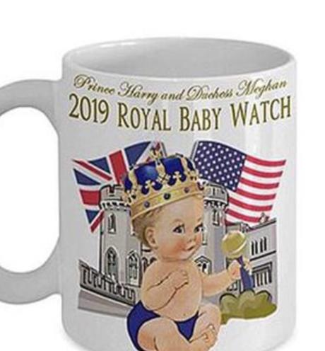 Royal baby gifts top 10