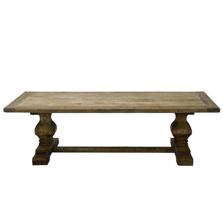 maison coffee table reclaimed elm coffee table