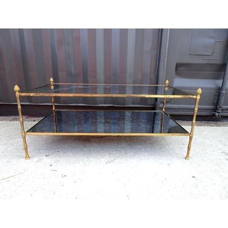 maison coffee table vintage coffee table vintage designer furniture