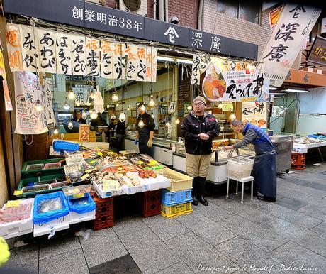 UN PRINTEMPS AU JAPON : PREMIERES IMPRESSIONS