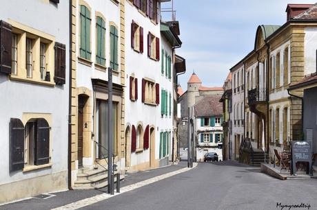 Week-end détente et découverte à Yverdon-Les-Bains