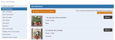 BookOtroc : la première plateforme pour échanger des livres en français aux États-Unis !
