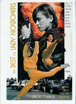 Angel Terminators 2 - Huo zhong, Chan Lau et Tony Liu (1993)