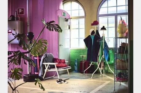 Showroom parisien Boohoo, un lieu instagrammable à souhait