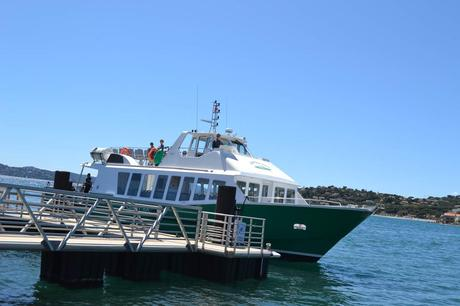 """Bienvenue à bord: """"Les calanques de l'Estérel"""" avec Bateaux Verts"""