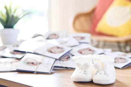 Les faire-parts de naissance : mes conseils