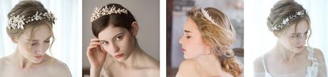 Quel accessoire choisir pour une coiffure de mariée ?
