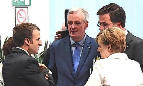Michel Barnier, pas très loin de la Présidence de la Commission Européenne