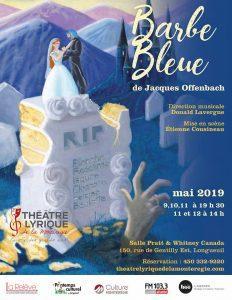 Un Nabucco en clôture de saison de l'Opéra de Québec, Shakespeare entre amour et ténèbres ave la soprano Éthel Guéret et la programme du Festival'Opéra de Saint-Eustache de 2019