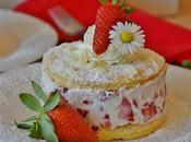 Recette gâteau fraises, parfumé noix coco (Portugal)