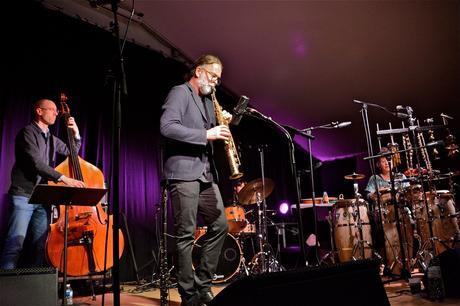 Festival Jazz Ô Château, au Château de Pommorio avec Penn Ar Trio, Corpo et Rachel Therrien à Tréveneuc, le 10 mai 2019