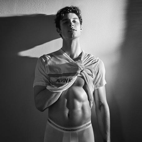 SEXY :  Shawn Mendes is iConickally