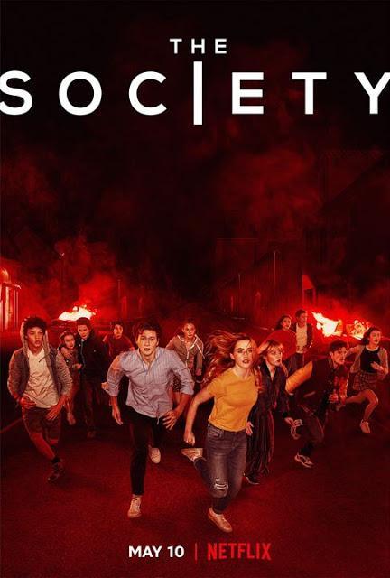 [FUCKING SERIES] : The Society saison 1 : All Alone