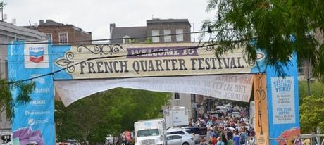 Jour 2 FRENCH QUARTER FESTIVAL