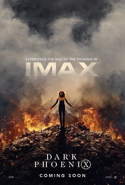 Affiches IMAX et Real 3D pour X-Men : Dark Phoenix de Simon Kinberg