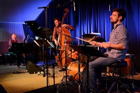 Festival Jazz Ô Château, au Château de Pommorio avec Fabrice Tarel Trio et Florian Pellissier Quintet à Tréveneuc, le 11 mai 2019