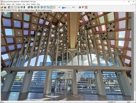 Jpegcrop - recadrage d'images au format JPG