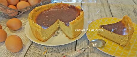 La Rolls des Flans Pâtissiers, recette Chef Cédric Grolet