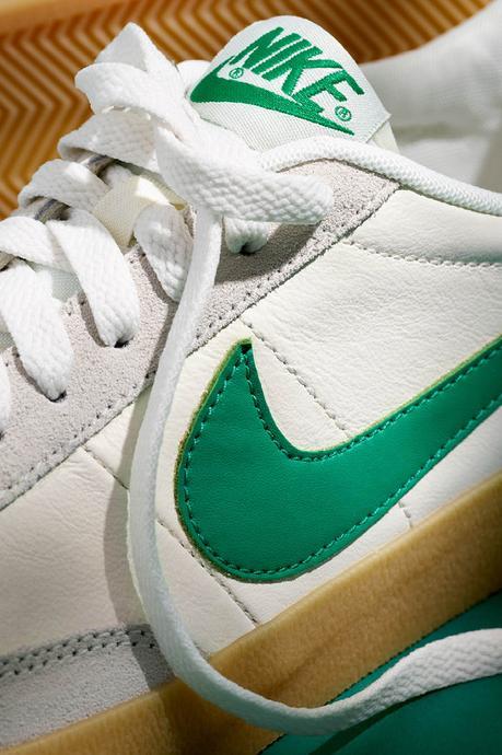 La J Crew x Nike Killshot 2 est de retour avec un Swoosh Sail Green