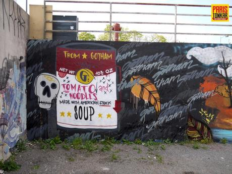Mur From Gotham #1