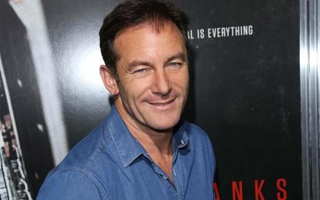 What's your name? Jason Isaacs